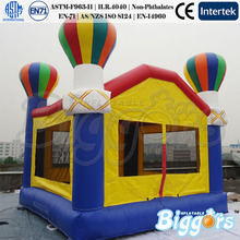 Cheap Price Inflatable Balloon Bounce House Inflatable Trampoline House For Sale