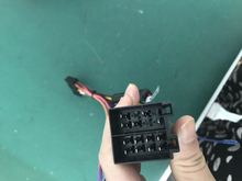 Auto Monitor Fit Iso Kabel Past Alleen Voor Onze Winkel Stereo Hizpo Merk Navi Stereo