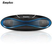 EasyAcc Bluetooth Hoparlör 4.2 Açık Su Geçirmez Hoparlör Taşınabilir ve Mini Hoparlör Siyah için IOS Android Xiaomi