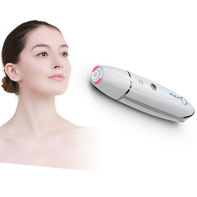 MINI HIFU Skin Care radar V curing Ultrasonic Facial Beauty Instrument Facial Rejuvenation Anti Aging/Wrinkle Beauty Machine