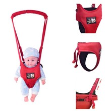 New Baby Walker Toddler Learning To Walk Convenient Strap Safety Reins Harness Four Seasons Universal Ventilation