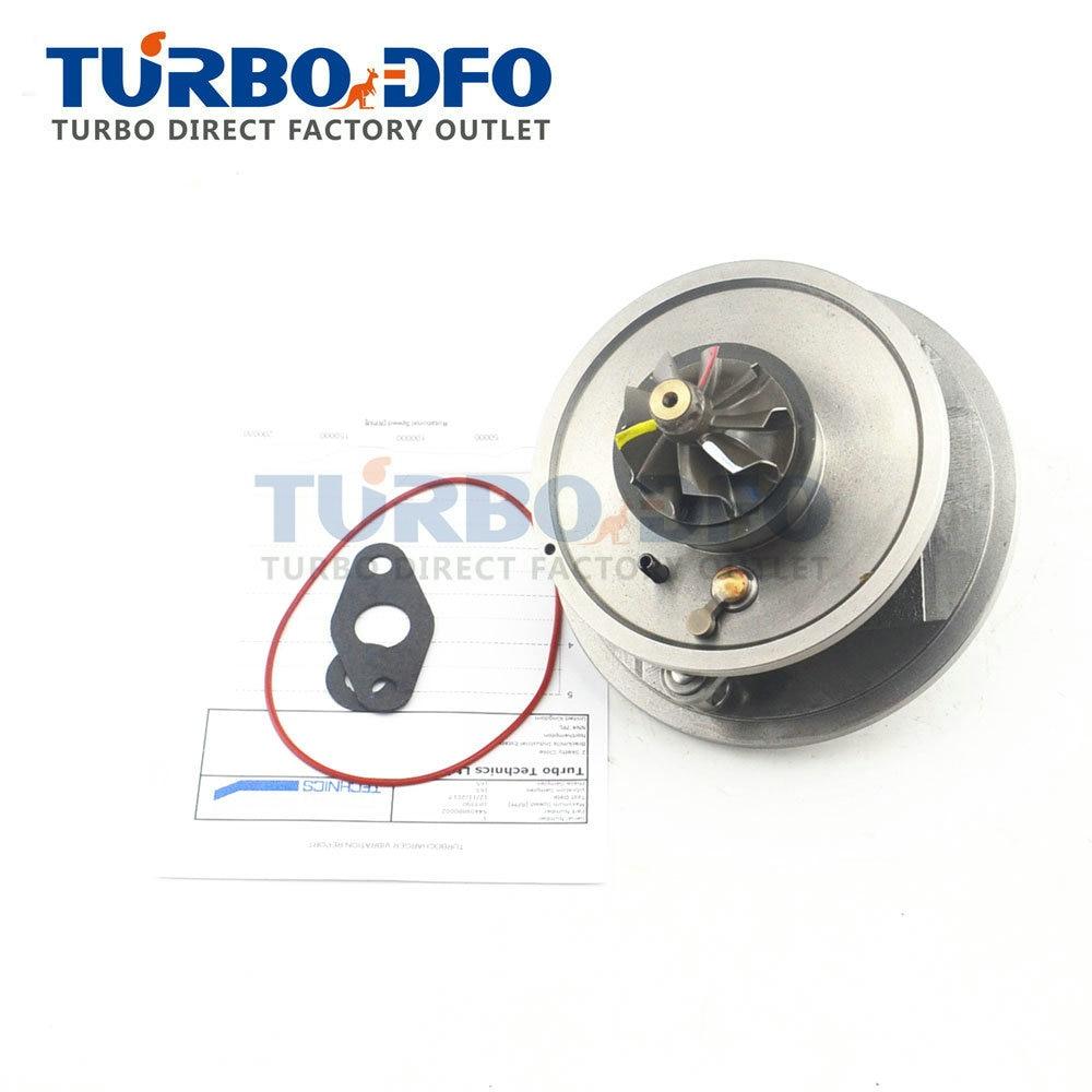 Turbocharger KKK BV40 Turbo Core Assy CHRA Cartridge Turbine For Skoda Superb Octavia II YETI 2.0 TDI 103 KW / 140 HP 03L253056G