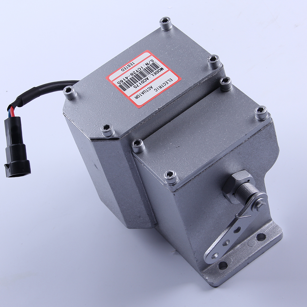 12v Actuator ADC175 linear motor controller Genset Generator part DC Pneumatic Parts diesel electric cylinder actuator valve new smartgen controller genset controller generator controller hgm1770
