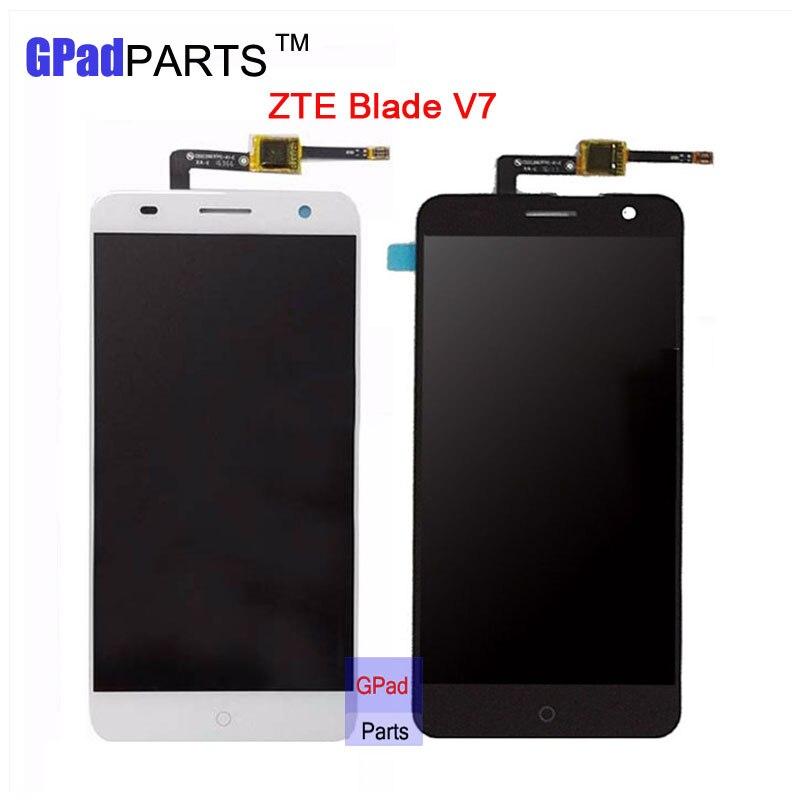 V7 GPadparts Para ZTE Blade Asamblea LCD con Pantalla Táctil de Reemplazo Del Pa
