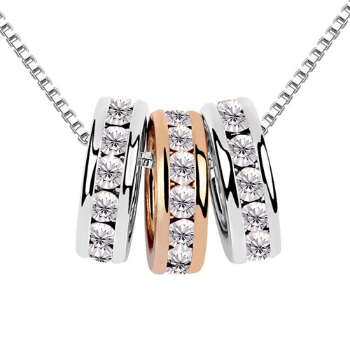 Made with SWAROVSKI ELEMENTS Мода Ожерелье для женщин Топ Горячие Новые Продажи SE7208