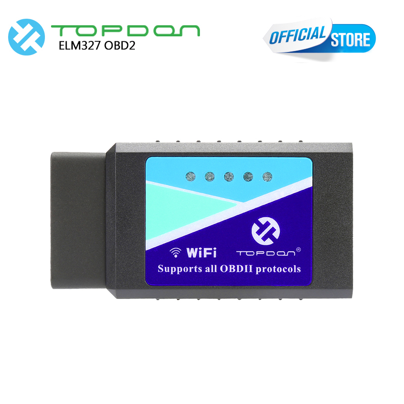 ELM327 V1.5 pic18f25k80 OBD2 Diagnostic Tool Like Easydiag TOPDON WIFI ELM327 Code Reader &Scan Tool automotive diagnostic tool