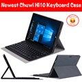 """Disposición del Idioma Local Inalámbrica Bluetooth Teclado Casw Para CHUWI Hi10 10.1 """"PC, Caja del teclado Para CHUWI Hi 10 Tableta Y 4 Regalos"""