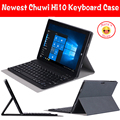 "Local Language Layout Wireless Bluetooth Keyboard Casw For CHUWI Hi10 10.1"" PC, Keyboard Case For CHUWI Hi 10 Tablet And 4 Gifts"