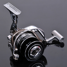 2016 New Design High Quality Full Metal Spinning Fishing Reel Carp Fishing Wheel Spinning Reel Casting Fishing Reel Lure Tackle