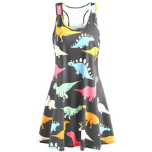 3704bfe654 Buy dinosaur tank top women and get free shipping on AliExpress.com