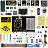 Keyestudio Updated Maker Learning Kit Starter Kit For Arduinos Starter Kit User Manual UNOR3 1602LCD Servo