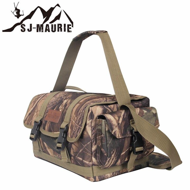 Sj-maurie extérieur hommes militaire tactique sac armée tactique sac à dos Molle Camouflage sac de chasse randonnée Camping Portable sac - 3