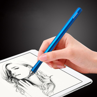 High Qualtity Capacitive Screen Stylus Tablet Touch Pen For IPhone Samsung Galaxy Sony Tablets PC Windows