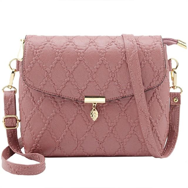 NEW Small Handbags women leather Shoulder mini bag Crossbody bag Sac a Main  Femme Ladies Messenger 5c75854dee