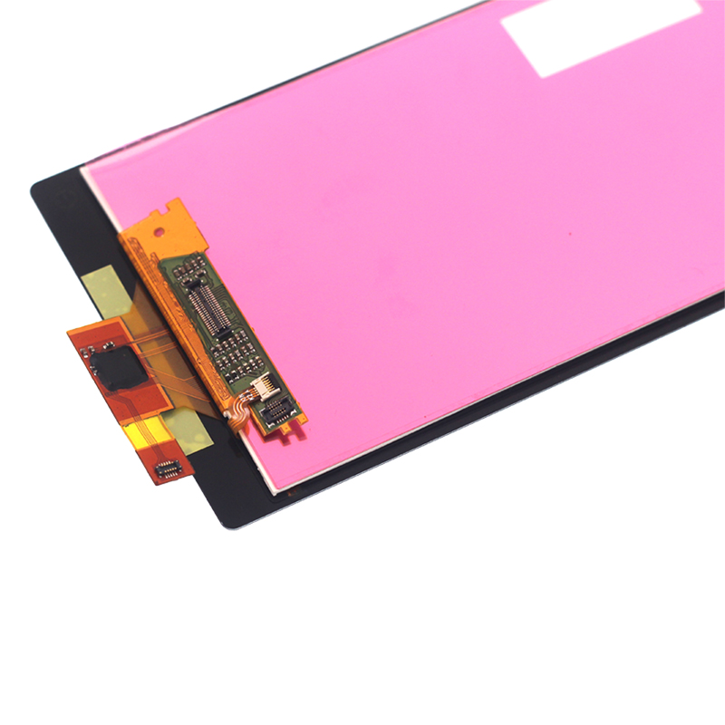 Image 5 - For Sony Xperia Z1 L39H LCD Display Digitizer Glass Panel Assembly For Sony Xperia Z1 L39H C6902 C6903 C6906 Display Screen tool-in Mobile Phone LCD Screens from Cellphones & Telecommunications