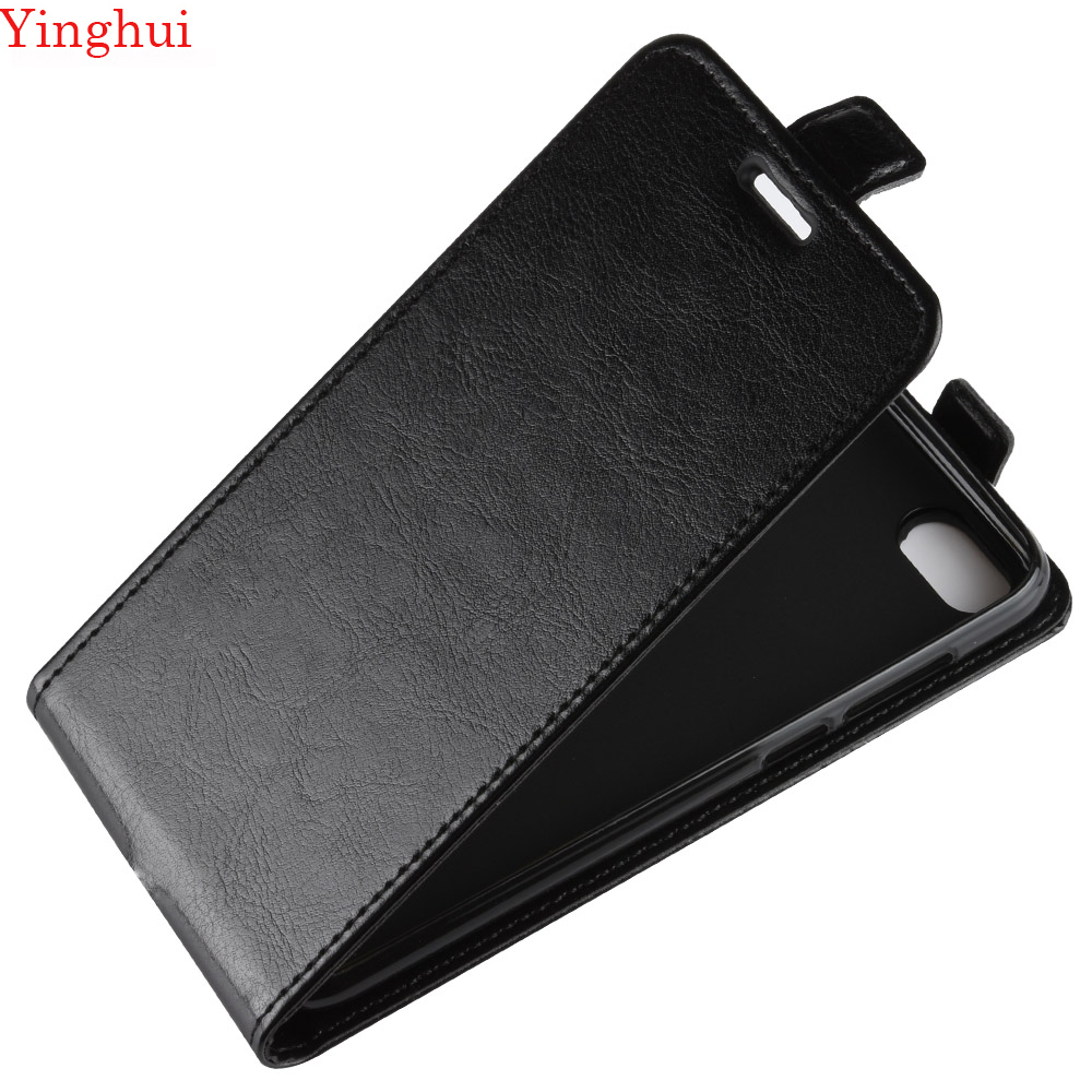 For <font><b>Huawei</b></font> Y5 2018 <font><b>Case</b></font> <font><b>Flip</b></font> Leather <font><b>Case</b></font> For <font><b>Huawei</b></font> Y5 lite Vertical Cover For <font><b>Huawei</b></font> <font><b>Honor</b></font> 7A Russian Edition <font><b>Honor</b></font> <font><b>7S</b></font> image