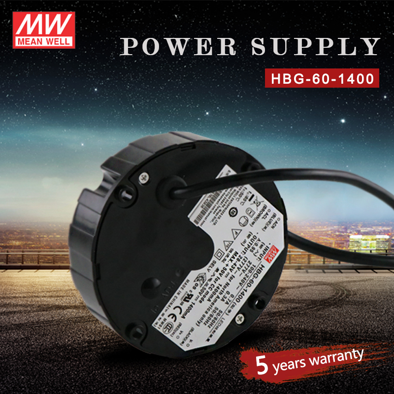 Meanwell Led Driver Hbg 60 1400 Lpc 60 1400 For Cree