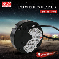 Meanwell سائق HBG 60 1400 CXB3590 LPC 60 1400 ل كري الصمام تنمو رقاقة 3500 كيلو ديي أدى النمو ضوء لل تربة الدفيئة led driver meanwell led driverled driver led -
