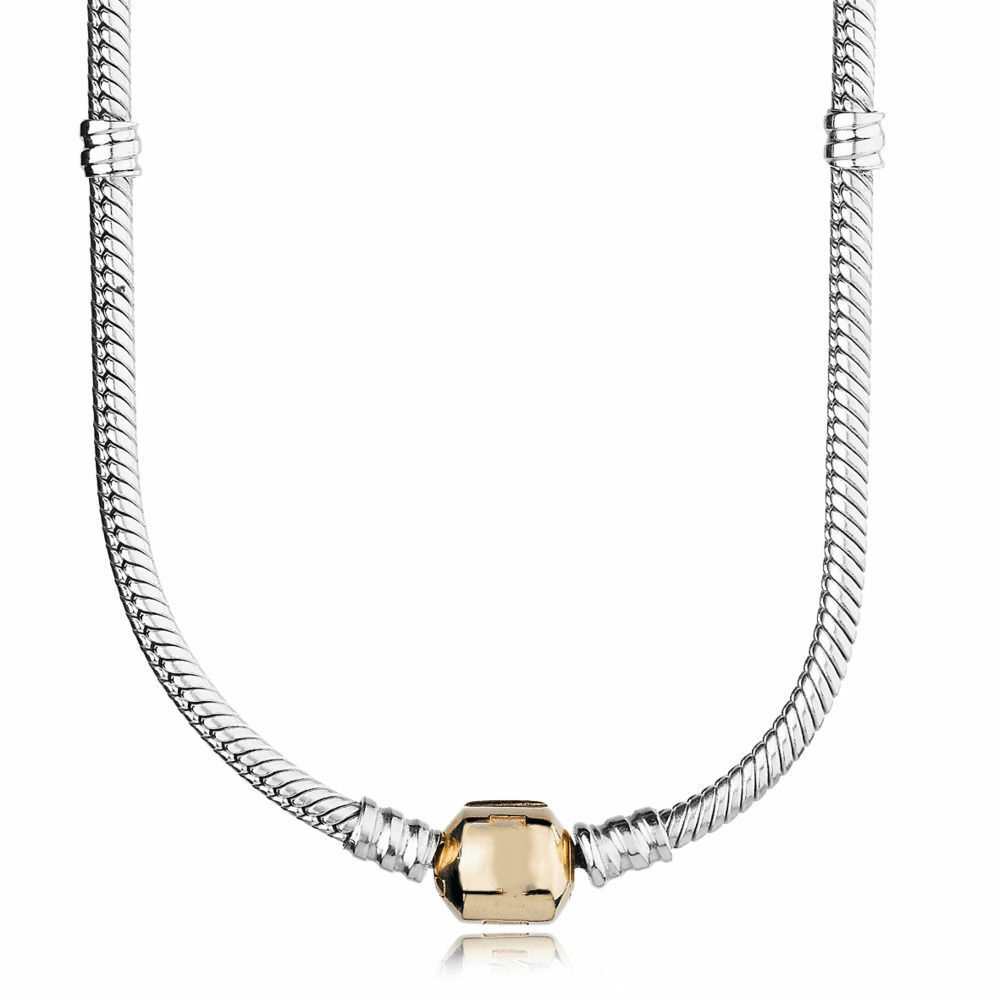 SHINETUNG 1:1 S925 Sterling Silver Clasp Collier Necklace Ladies Fashion Luxury JewelrySHINETUNG 1:1 S925 Sterling Silver Clasp Collier Necklace Ladies Fashion Luxury Jewelry