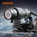 RUISVIN F9 Bike Mini Action Camera HD Bike Motorcycle Sports DV Camcorder Full HD 1080P DVR Extreme Sport Digital Camera