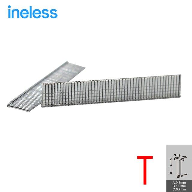 T shape/U shape/ Door Shape nails for nail gun manual Straight nail gun staples nailer stapler