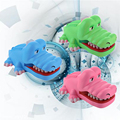 Newest telefone Crocodile Mouth telephone Corded phones for the home telefon Land Line 1 Home Desk Telephone 3 Color 1PCS