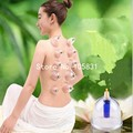 Domestic household chinese vacuum cupping sets gun suction cups Increasing cupping cups massage , 12 cans