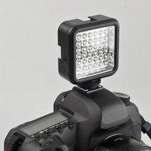 2017 Новое Прибытие Лампы Видео 36 СВЕТОДИОДНЫЕ Аккумуляторные Батареи f DV для Canon Nikon Видеокамера