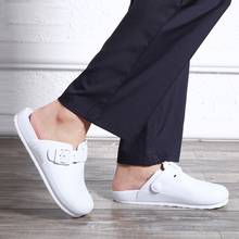 Женские рабочие тапочки; хирургическая обувь; больничные сандалии; туфли без задника; медицинская обувь для кормления; тапочки для операционной комнаты; EVA Ultralite; Сабо