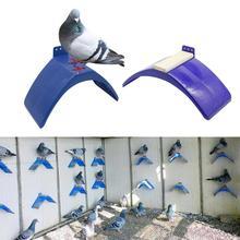 5 Pcs Birds Perch Holder Parrot Pigeon Dove Stand Rest Roost Frame Bird Supplies Bird
