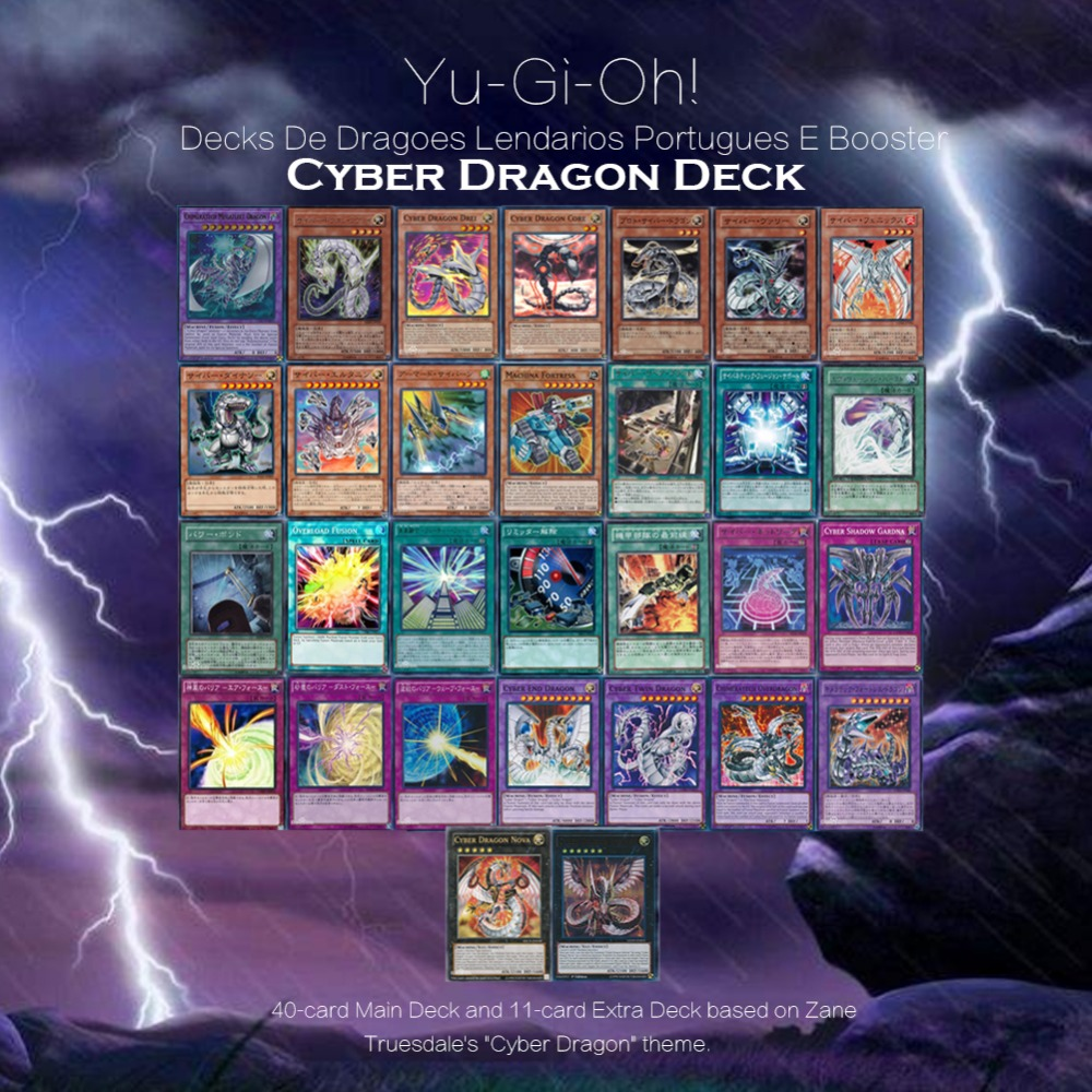 US $19 16 27% OFF|153Pcs/Set Yu Gi Oh Trading Game Cards Legendary Dragon  Decks English Yu Gi Oh Cards Anime YuGiOh Game Cards For Collection Box-in