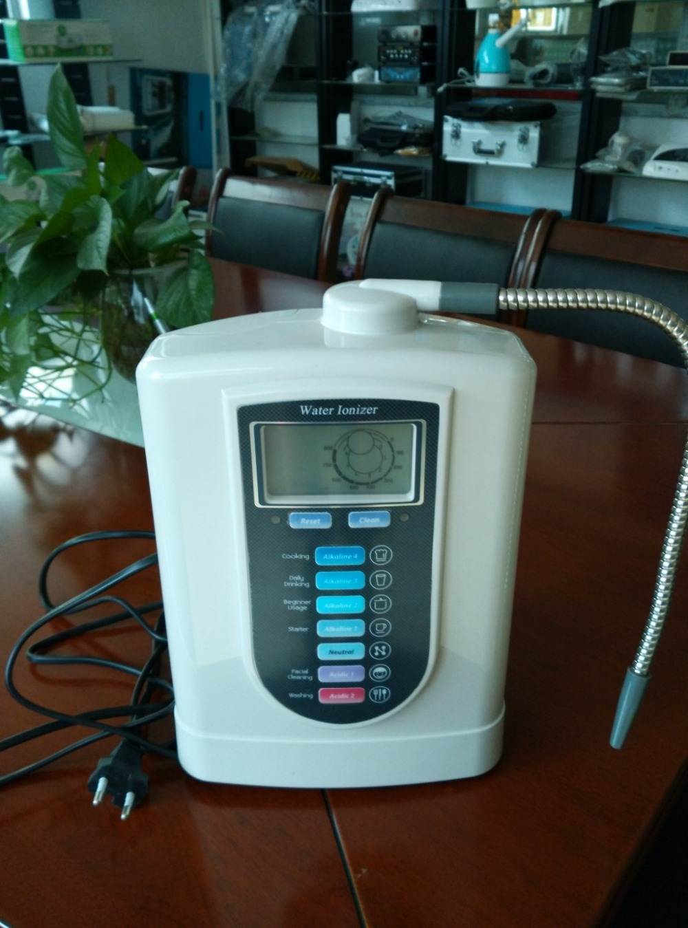 Water purifier Alkaline Water Ionizer WTH-803 water electrolysis machine ce alkaline water ionizer wth 803