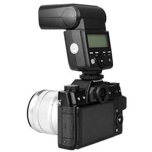Image 5 - Godox TT350F 2.4G HSS TTL GN36 Flash Speedlite + X1T F Déclencheur Transmetteur Kit pour Fuji X Pro2/X T20/X T1/X T2
