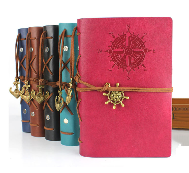 RuiZe 2016 String Nautical Vintage Notebook Travel Journal