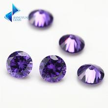 Круглые камни из фианита aaaaa 1000 шт 08 ~ 4 мм опт искусственные