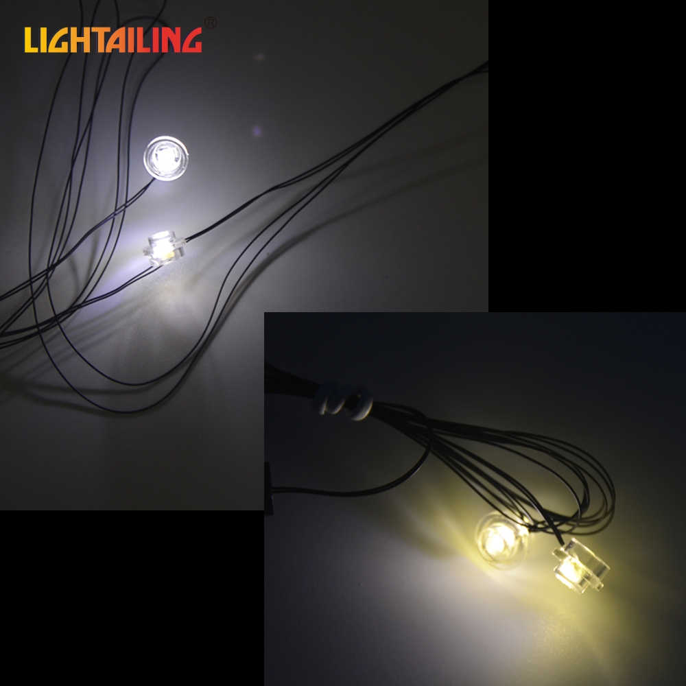 LIGHTAILING Brand LED light up kit for Compatible with Lego and Lepin Building Bricks Model Building Kit Free Shipping