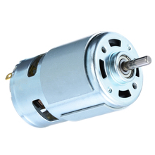 1pc 775 Micro Motor DC12-24V 150W 13000-15000RPM High Speed Power Motors 5mm Shaft For Car Wash Pump Sprayer Electric Tools