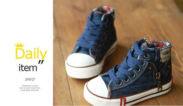 2018 Toile Enfants Chaussures de Sport Respirant Garçons 19