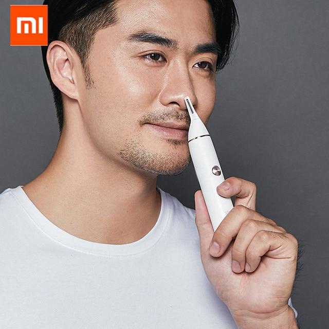 Original Xiaomi Mijia Soocas Ipx5 Waterproof Nose Hair Trimmer