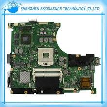 Original N56VZ GT650M 4GB Laptop Motherboard N56VM rev2.3 N13P-GT-A2 mainboard N56VJ N56VV N56VB 100% tested & working