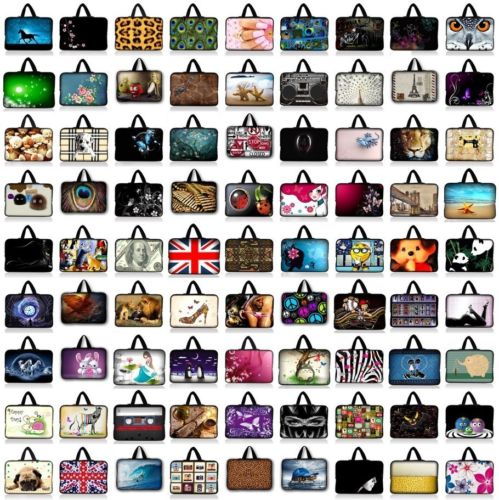 """17.3"""" 15.6"""" 15"""" 13.3"""" 11.6"""" 10.1"""" 14 inch 14.1"""" Laptop Notebook Sleeve Bag Case Cover For HP Dell IBM Toshiba ASUS"""