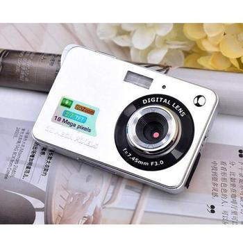 1080P Anti-shake LED Light Digital Camera Video Record Camera Professional Timed Selfie Gifts High Definition Night Vision 8