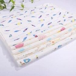 Марлевые пеленальные колодки детские подгузники коврик для смены подгузника детские тканевые подгузники детские водонепроницаемые подгу...