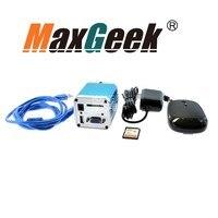Цифровой промышленный микроскоп Камера VGA USB w/USB SD карты памяти и Мышь действие