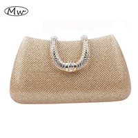 New Design Evening Bags Party Bags Wedding Bags Handbag Diamond Clutch Quality Wholesale SWEETHEART Dianmante Pearl