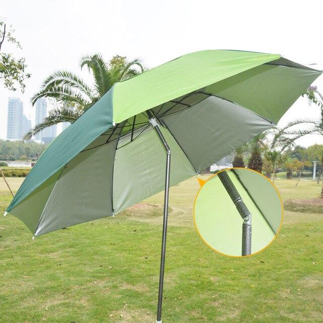 tragbare outdoor hardcore angeln regenschirm uv. Black Bedroom Furniture Sets. Home Design Ideas
