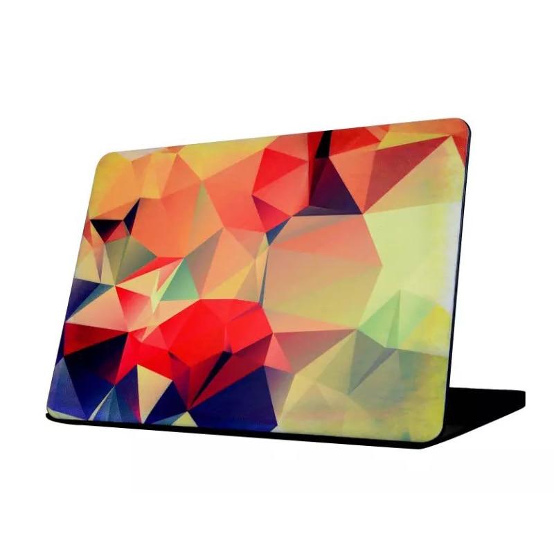 Luxury Flower Printing Matte Ultra Thin Hard Laptop Case