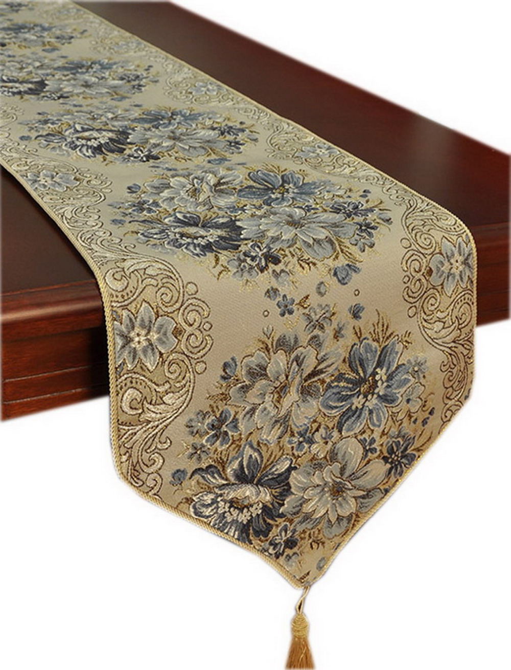 Elegant Table Runners And Placemats - Table Design Ideas