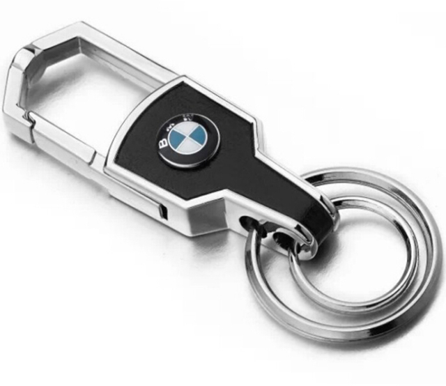 Metal Car Keychain For BMW