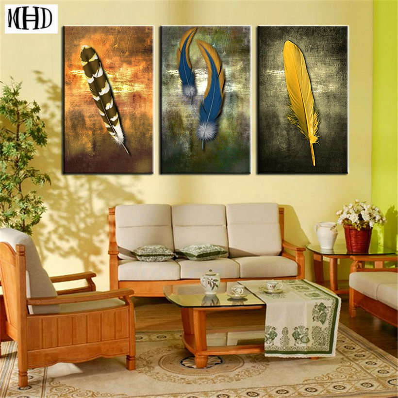 Diy Headboards Paint Colors And Living Room Paint: Aliexpress.com : Buy NEW Feather Living Room Decorative